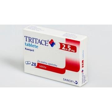 Tritace 2.5, tabletki, 2,5 mg, 28 szt