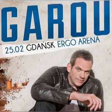 Bilety na koncert GAROU