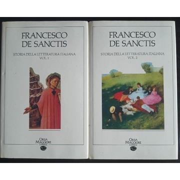 F. De Sanctis - Storia della letteratura italiana