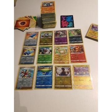 300 kart pokemon Evolving Skies revers holo