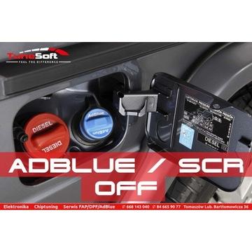 Usuwanie Wyłączanie AdBlue SCR