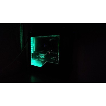 Obudowa Phanteks Enthoo Evolv ITX Corsair green
