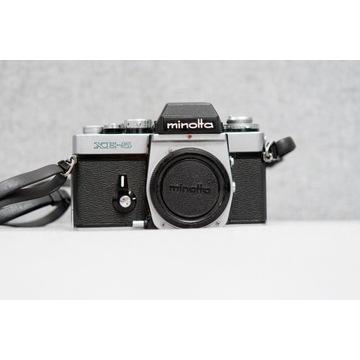 Minolta XE-5 body