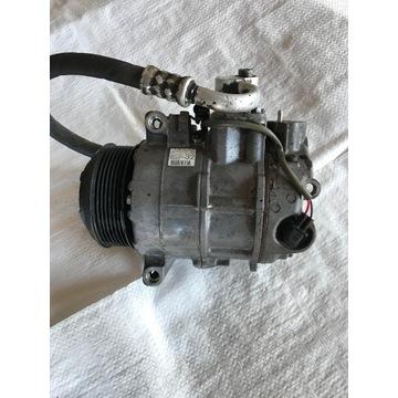 Sprężarka klimatyzacji w212 e350 cdi 231km 2010r