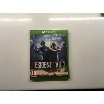 RESIDENT EVIL 2 XBOX ONE PL ENG