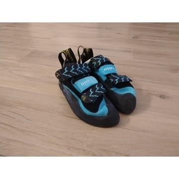 Buty wspinaczkowe La Sportiva Miura VS Women Blue
