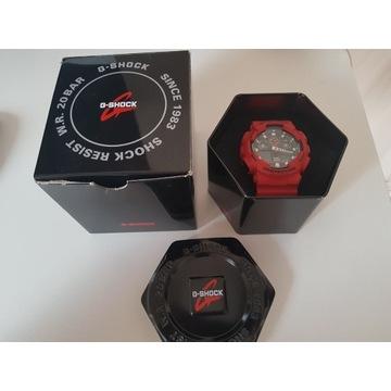 Zegarek Casio GA-100B-4AER - Stan idealny,jak nowy