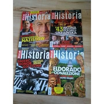 Focus Historia pół rocznika 2013 (6 numerów)