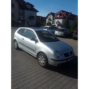 VW POLO N9 2004.r