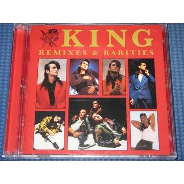 KING-REMIXES & RARITIES  2CD