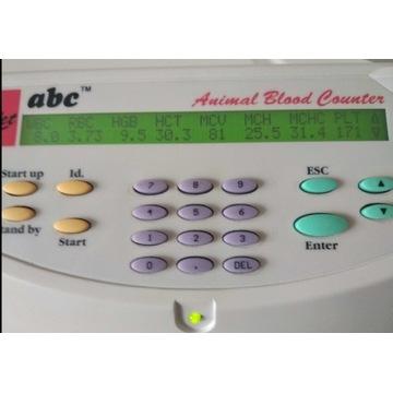 Analizator hematologiczny scil Vet abc