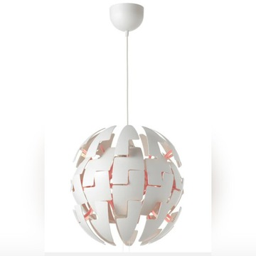 Lampa ikea ps 2014, sr 35cm pomaranczowa