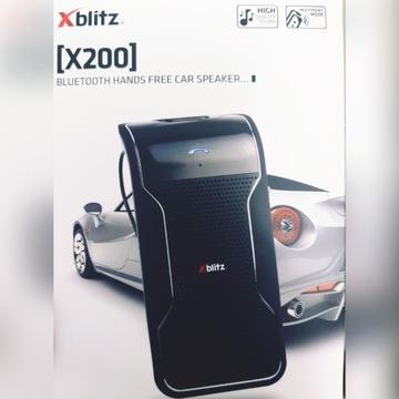 Zestaw głośnomówiący Xblitz X200