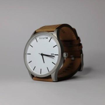 Minimalistyczny zegarek męski MVMT