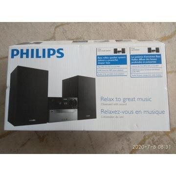 Mikrowieża Wieża Philips MCM2300/12