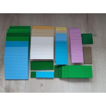 Płytki LEGO płytka budowlana konstrukcyjna 33 szt.