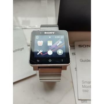 zegarek Sony sw2 TITAN