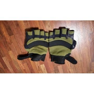 Zestaw rękawiczek taktycznych GFC z palcami i bez