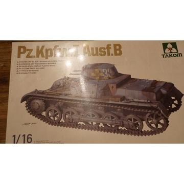 Panzer I B plus dodatki.
