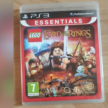 Gra Playstation 3 LEGO The lord of the rings