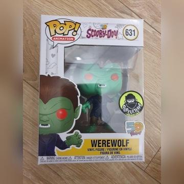 Werewolf Funko Pop Scooby Doo figurka
