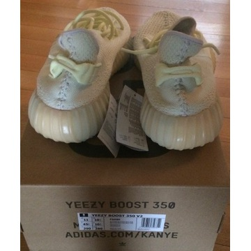 Yeezy Butter roz 43