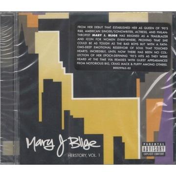 Mary J. Blige - HERstory, Vol. 1 [CD]