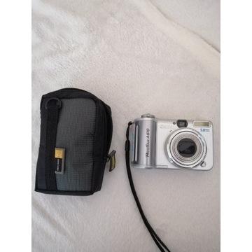 Dwa aparaty używane