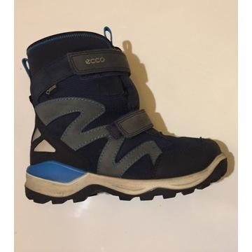 Ecco zimowe buty rozmiar 34