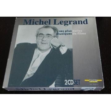 Michel Legrand Ses plus belles musiques de film2CD