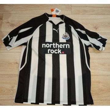 Newcastle United koszulka northern rock