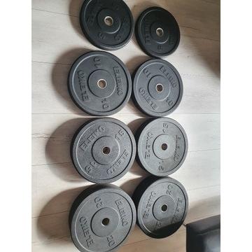 Obciążenia olimpijskie eleiko bumper nowe 100kg