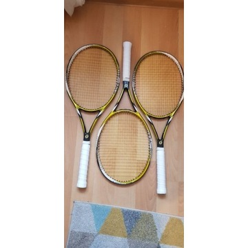 Profesjonalne Rakiety do tenisa Pro's pro  COMET