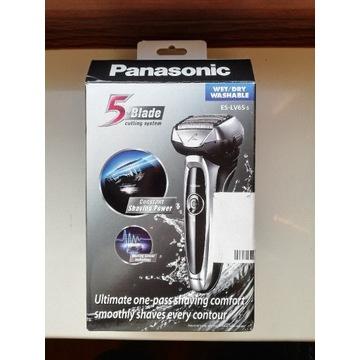 GOLARKA MĘSKA Panasonic ES-LV65-S803. NOWA!!!