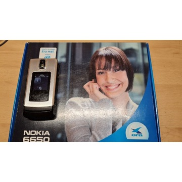 Nokia 6650 komplet