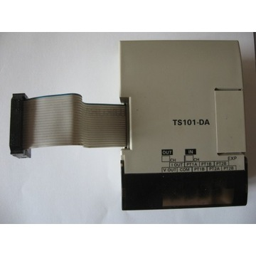 Moduł temperatury OMRON TS101-DA. Sterownik CPM CP