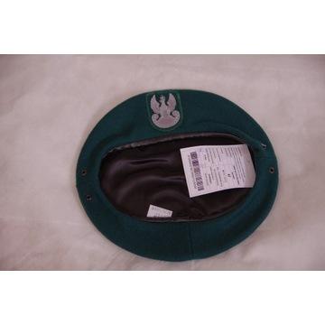 Beret zielony 418/MON roz.57