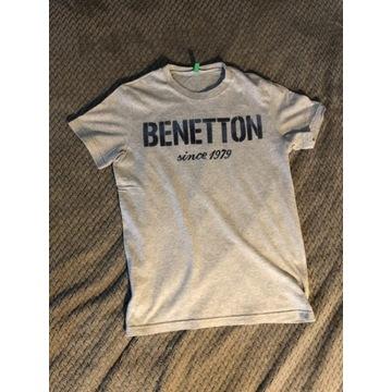 Koszulka Benettton dziecięce XL