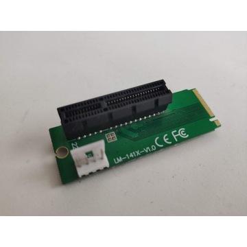 PCI-Express M.2 adapter