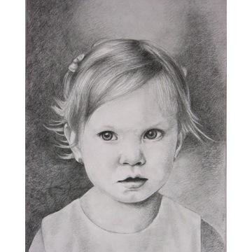 Portret ze zdjęcia na zamówienie
