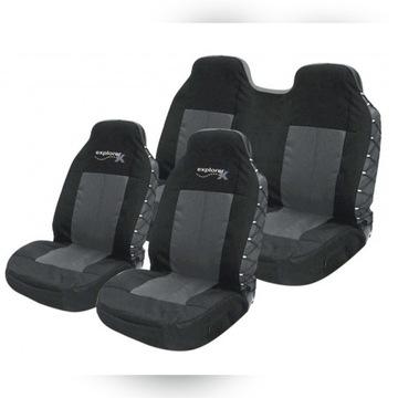 Pokrowce na siedzenia Solidne  - Różne marki i SUV