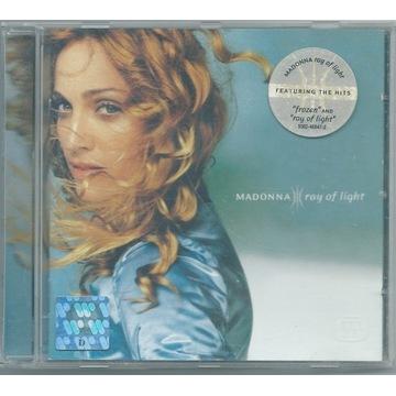 MADONNA - Ray Of Light - CD Europe UNIKAT