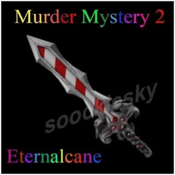 ROBLOX Murder Mystery 2 Eternalcane