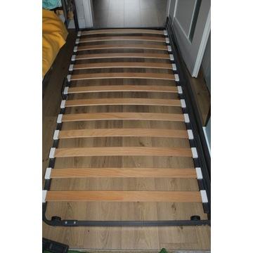 Ikea Svarta rama  łóżka wysuwane dodatkowe