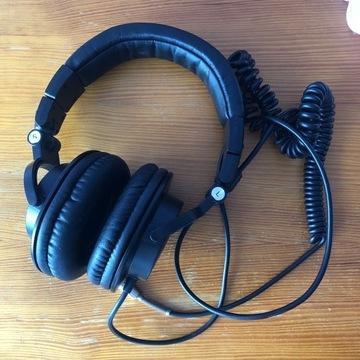 Słuchawki Audio-Technica ATH-M50 | OKAZJA