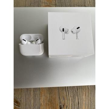 Apple AirPods Pro GWARANCJA
