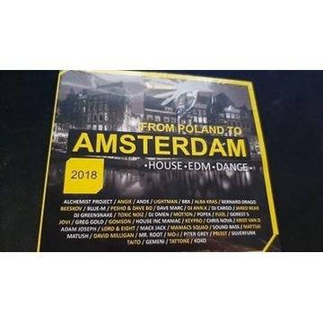 From Poland To Amsterdam 2018! Oryginalny Album!