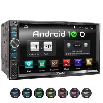 Radio  2din XOMAX xm-2va777 Android 10  7'dotykowa