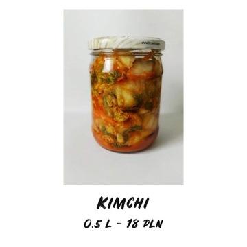 Kimchi domowe BIO