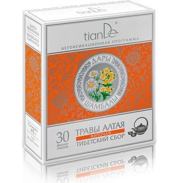 Herbata ziołowa ,,Tybetańskie zioła'' !